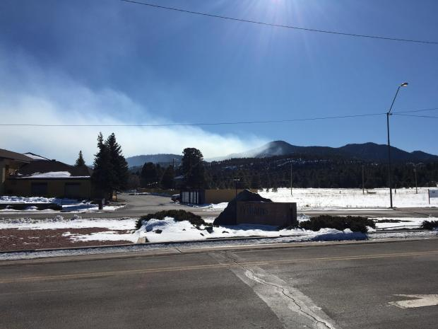 Incident Photo for the Kaibab NF South Zone Rx Fire