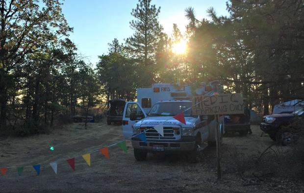 Incident Photo for the White River Fire