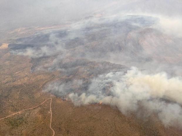 Incident Photo for the Meddler Fire