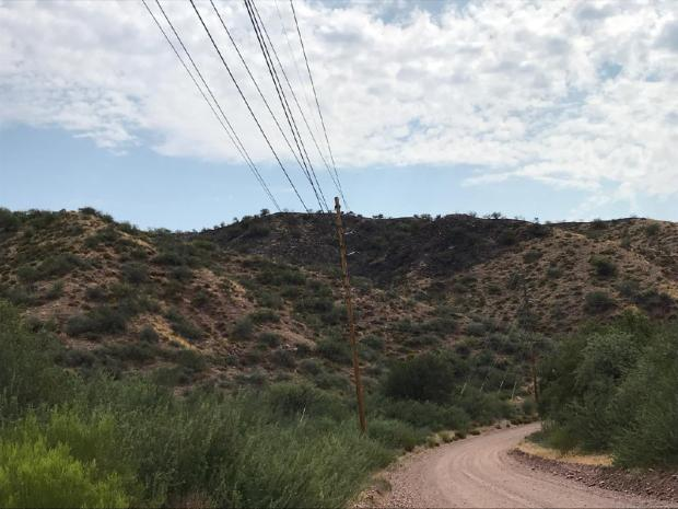 Incident Photo for the Ranch Fire