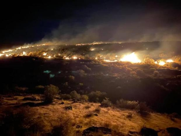 Incident Photo for the Lime Fire