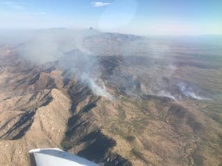 Incident Photo for the Encinos Fire