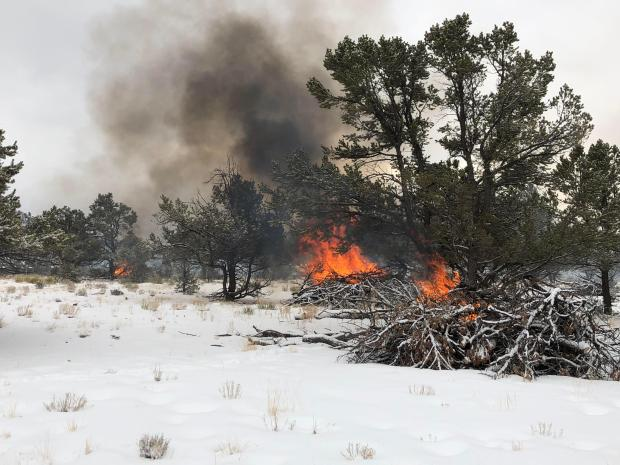 Incident Photo for the Kootenai Fuels Prescribed Fire
