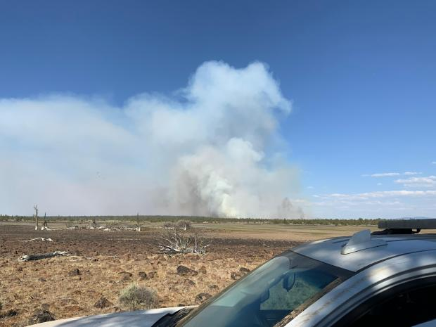 Incident Photo for the Juniper Fire