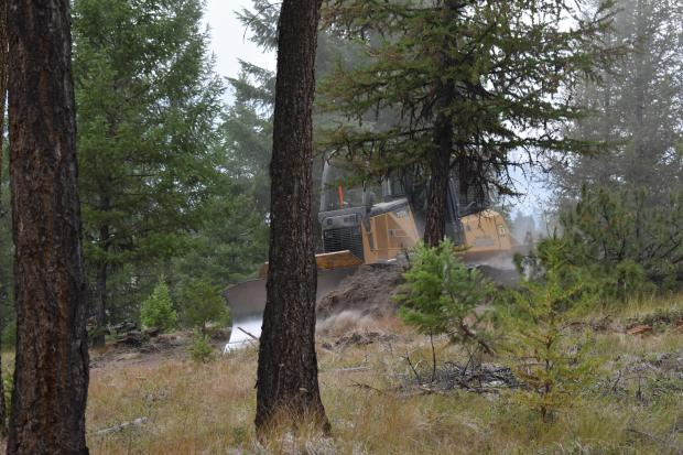 Incident Photo for the Spur Fire